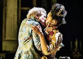 Adam Gillen's Mozart is like Rik Mayall with Tourette's in this Amadeus  revival   Daily Mail Online
