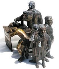 bronze sculpture from australia