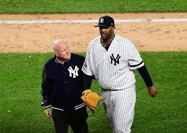 Yankees Veteran CC Sabathia Endures Tough Exit To Storied Career ...