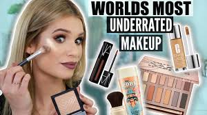 full face using underrated makeup