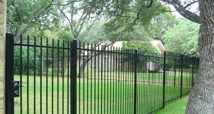 Beautiful Wrought Iron Fence Designs