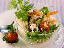 Thai Seafood Salad recipe
