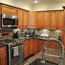 kitchen backsplash ideas black granite