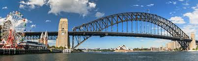most viewed sydney harbour bridge