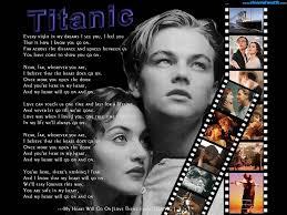 Titanic movie ...