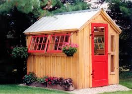chic style greenhouse design ideas