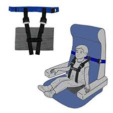 children care harness safety airplane