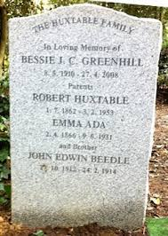 Emma Ada Edwards Huxtable (1866-1931) - Find A Grave Memorial