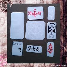 Slipknot Band Decal Stickers Rockstickers23