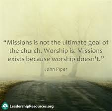 christian quotes about missions and the great commission