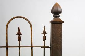 Alexander 3sq Steel Fence Post Or Driveway Gates Anchor Steel Fence Posts Fence Post Fencing Gates