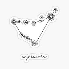 Capricorn Stickers Redbubble