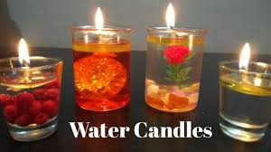 make homemade candles without wax