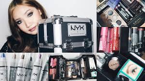 open nyx makeup case mini s
