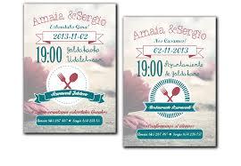 Invitaciones Con Idiomas 2 Canela Molida