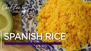 spanish rice recipe arroz amarillo