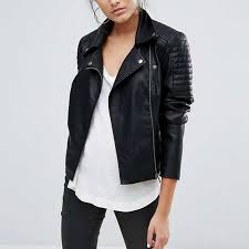 10 best faux leather jackets rank style
