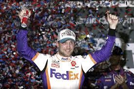 wins virtual Homestead as NASCAR races ...