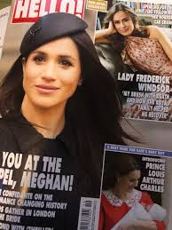 """Meghan Maven on Twitter: """"The lovely Sophie Winkleman (Lady Frederick  Windsor) talking to Hello! magazine about meeting #MeghanMarkle for the  first time, and her thoughts on the royal couple 💙…  https://t.co/mVnAkkNx9U"""""""