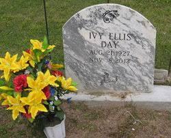 """Ivy Ellis """"Doodlebug"""" Day Jr. (1927-2012) - Find A Grave Memorial"""