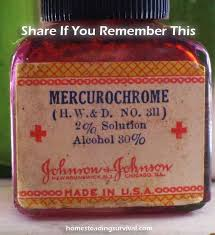 """The Bowery Boys Podcast on Twitter: """"Mercurochrome, a topical ..."""