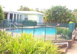 Green Swimming Pool Fences Baby Guard Pool Fence