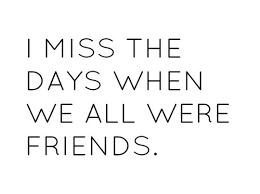 friendships end but memories last forever the secret obsession