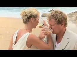 Harvard Reynolds and Myra Jane's Wedding Video - HUGE WAVE - Wedding Fail -  YouTube