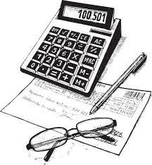Afbeeldingsresultaat voor rekenmachine tekening