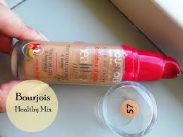 healthy mix foundation swatches review