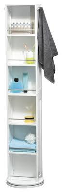 swivel storage wood cabinet organizer