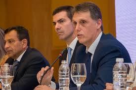 """Lavagna y Urtubey cierran la campaña en Salta   Kosiner: """"Vamos a imponer  el federalismo"""" - Cuarto"""