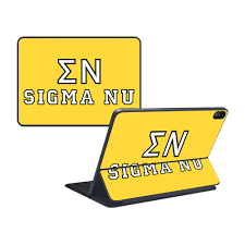Sigma Nu Skin Decal Wrap For Apple Ipad Pro Smart Keyboard 11 2018 Walmart Com Walmart Com
