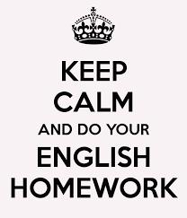 English homework | thatenglishhomework