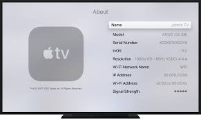 Identify your Apple TV model – Apple Support