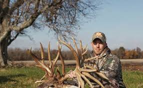 Buck Shot In November Might Be The Highest Scoring Non Typical Buck Ever In North America