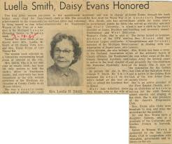 Luella Smith, Daisy Evans Honored | Ann Arbor District Library