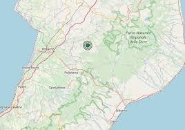 Terremoto oggi in Calabria, domenica 23 giugno 2019: scossa M 2.5 ...