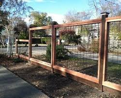 Redwood Fencing Style Choices From A And J Fencing Garden Fence Deer Fence Wire Fence