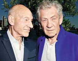 Patrick Stewart and Ian McKellen on love, activism and returning ...
