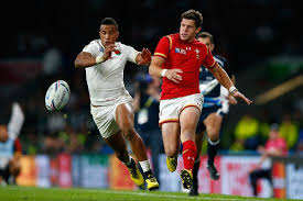 Lloyd Williams happy to wing it for Wales - Rugby World Cup 2019 ...
