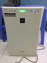 Máy khử mùi ion Sharp Kc-30K1, chức năng lọc không khí, bù ẩm, khử mùi khói  bụi thuốc lá - chodocu.com