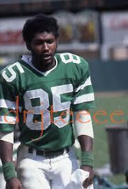 1978 Wesley Walker NEW YORK JETS - 35mm Football Slide | eBay