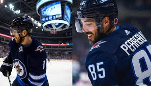 Winnipeg Jets Injury Updates: Adam Lowry not quite ready to return while  Mathieu Perreault is an option against Vegas   Illegal Curve Hockey