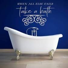 Bathroom Vinyl Decals Wall Window Mirror Decor For Bathtub Shower Sink