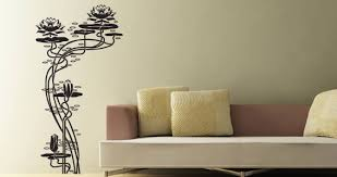 Lotus Wall Decals Dezign With A Z