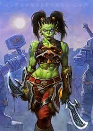 Half-orc - Wowpedia - Your wiki guide to the World of Warcraft