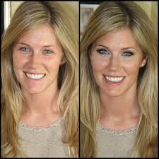 makeup before and after a perfect