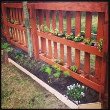 How To Build A Pallet Fence For Almost 0 And 6 Plans Ideas