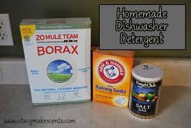 15 homemade dishwasher soaps diy formula